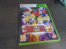 JEU xbox 360 Dragon Ball : Raging Blast 2