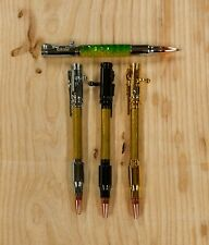 Bolt Action Pen Kits 3 Finishes
