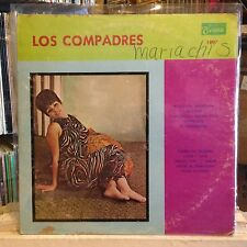 [SOUL/LATIN]~VG+/EXC LP~Dueto Los COMPADRES~Self Titled~[1972~TESORO COMPILATION