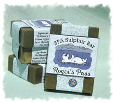 Black Canyon _Roger's Pass_SPA Sulphur Mineral Soap Made in Montana_Handmade