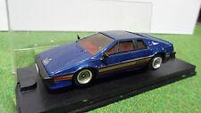 LOTUS ESPRIT TURBO 1981 Bleu au 1/43 WESTERN MODELS voiture miniature