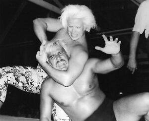 PAT PATTERSON WWW WRESTLING 8X10 SPORTS PHOTO (S)