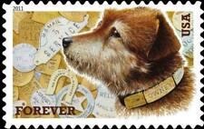 2011 44c Owney the Postal Dog Scott 4547 Mint F/VF NH