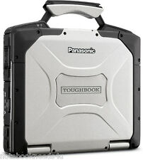 Panasonic Toughbook CF-30 4gb 750gb DVD Win 7 Pro Touch Screen WiFi Office 2007