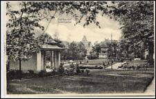 BAD NENNDORF 1930 Bedarfspost-AK nach Grevesmühlen gelaufene alte Postkarte