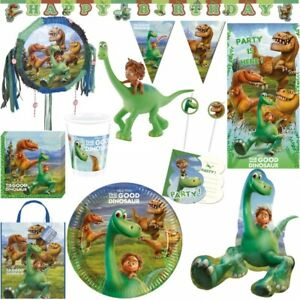 Arlo & Spot The Good Dinosaur Kid's Birthday Party Decoration Birthday Dino Set