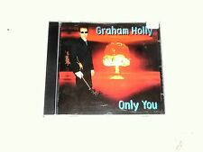 GRAHAM HOLLY - Only you - UK 12-track CD LP