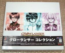 USED PS2 Growlanser Collection Japan F/S