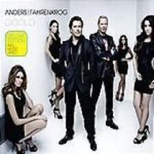 "AFP (THOMAS ANDERS) ""GIGOLO"" CD SINGLE MIT VIDEO NEW"