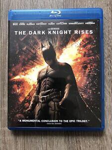 The Dark Knight Rises Blu Ray + DVD + Bonus Disc 2012 (3-Disc Set) Region Free