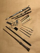 New ListingHarry Potter Collectibles Lot! Wands/keychains