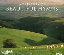 A Treasury Of Beautiful Hymns Reader's Digest 3 CD set Jerusalem and Many More
