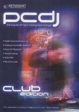 PCDJ - Club Edition DJ Music Creation Software Emission - PC (CD in Sleeve)