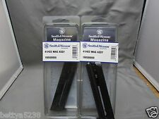 TWO Smith & Wesson S&W Magazine Mag 41 422 622 2206 22lr 22 10 Rd 19050