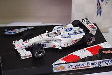 F1 HOT WHEELS FORD STEWART SF3 #16 BARRICHELLO 1/43