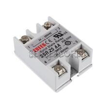 SSR-25 AA Solid State Relay Relais Modul Temperaturregler 25A/250V 3763