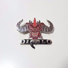 2009 Blizzard Entertainment Blizzcon Diablo Pin Pinback