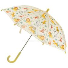 Safari Children's Kids Umbrella Girls Boys Folding Dome Rain Brolly Gift School