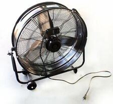 Industrial Shop 24 Inch Portable Tilt Blower Floor Fan Factory Garage Commercial