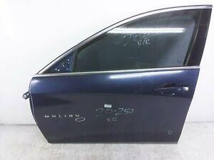 2016 Chevrolet Malibu Front Driver Door 84263562 With Turn Signal & Blindspot