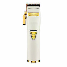 BaByliss PRO FX870W Cordless Clipper Limited Edition White Color