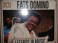 Fats Domino - Legends in music collection 2 CD