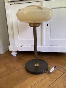 Bauhaus Lampe Tischlampe Stehlampe Loft Art Deco Schreibtisch 20er Art Noveau