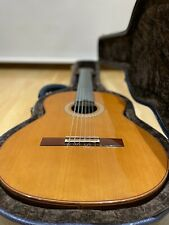 More details for manuel rodriguez e hijos model d classical guitar cedar/indian rosewood w/case