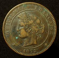 Frankreich, 10 Centimes 1874 K