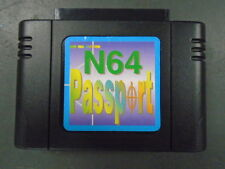 Nintendo N N64 64 Passport by EMS PAL NTSC Convertor Adapter Universal
