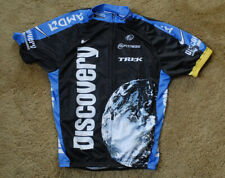 DISCOVERY cycling jersey short sleeve full zip size S