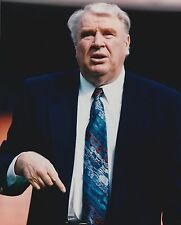 John Madden (Football Analyst) Unsigned 8x10