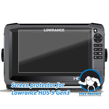Tuff Protect Clear Screen Protectors for Lowrance HDS-9 Gen3 (2pcs)