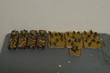 Flames of War - German - Panzergrenadier Platoon with Halftracks - Painted