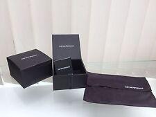 Emporio Armani Jewellery Watch Box Empty  New (1)