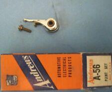 NOS distributor point set Hudson 1940-1947 6 cylinder