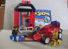 LEGO 4621 JACK STONE FEUERWEHR-EINSATZWAGEN  MIT BAUANLEITUNG