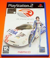 R : Racing Videogames Game Gioco VideoGioco per Console Sony PlayStation 2 PS2