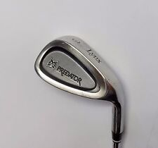 Lynx Predator Sand Wedge True Temper R Flex Steel Shaft Lynx Grip