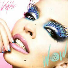 CD single Kylie MINOGUE Wow CARD SLEEVE NEW SEALED