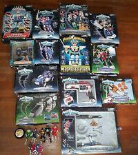 90s Power Rangers LOT SPACE ZE0 GALAXY  RESCUE TURBO MEGA ZORD SABAN BANDAI