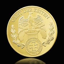 Gedenk-Goldmünzen-Kunst-Sammlungs-Geschenke 2017