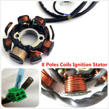 DC Ignition Stator Magneto Coil Generator 8Poles for GY6 150cc 125cc Scooter