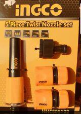 Ingco Hhcs05122 Set raccordi Lancia 1/2 5pz in Blister