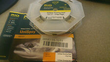 Rio Traditional Spey Unispey Shooting Head 750 gr 10/11 60 ft  White Fly Line