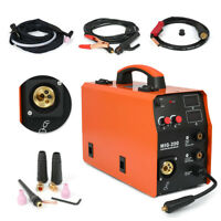 TIG MMA MIG Welder IGBT 220V Inverter 3in1 Multi-Function Welding Machine