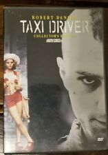 Taxi Driver Collector's Edition Dvd Used Excellent Condition Complete in Case