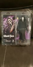 NECA Scream Ghostface Retro Cloth Figure! U.S. Seller! New! Ready To Ship!