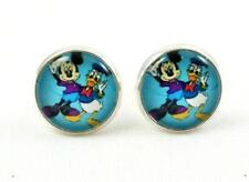 Mickey Mouse & Donald Duck Cufflinks 14 MM