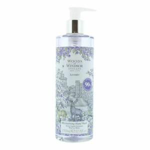 Woods Of Windsor Lavender Hand Wash 350ml Women